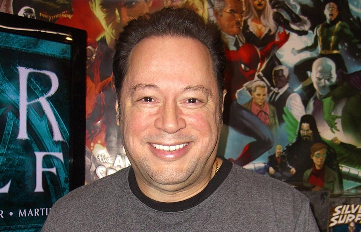Finding Your Character's Heart with Joe Quesada image