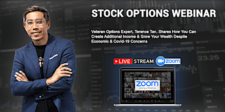 Options Trading Webinar feat. Veteran Options Expert from Singapore tickets