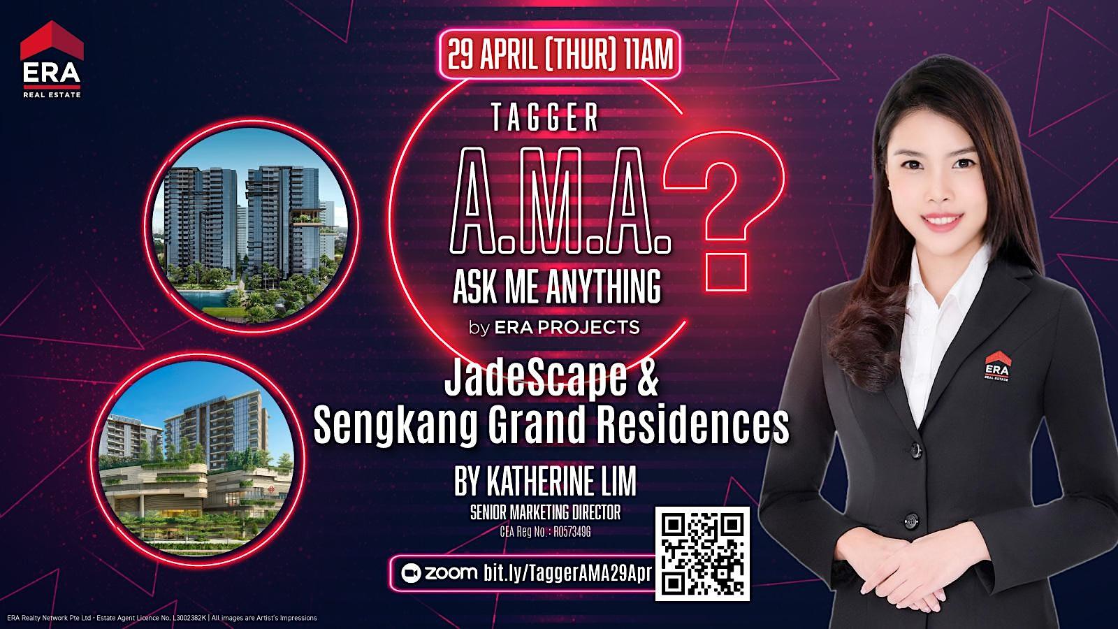 Tagger A.M.A. - Jadescape & Sengkang Grand Residences