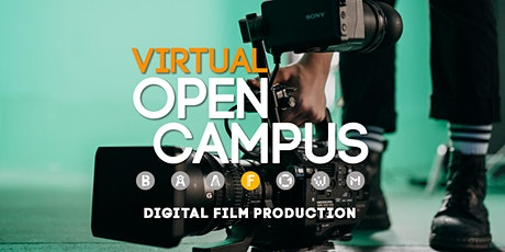 Campus Insights: Digital Film Production Tickets