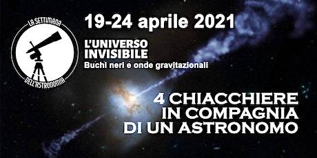 Tecnologie per l'astronomia dei raggi X biglietti