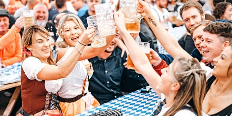Oktoberfest Richmond tickets
