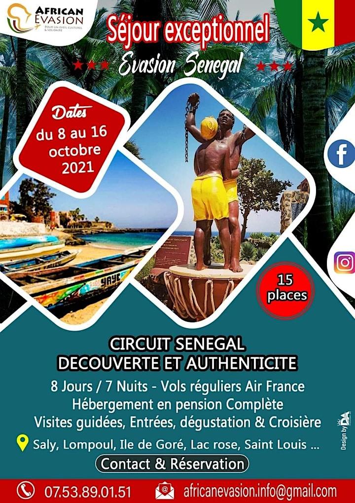 Image pour Voyage - Evasion Sénégal