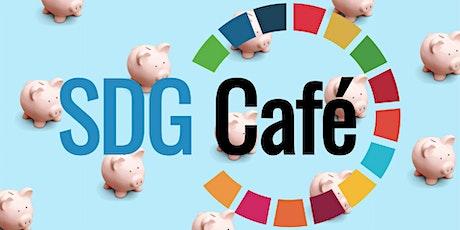#SDGCafé: Financiën van de SDGs en boekpresentatie Joris Voorhoeve tickets