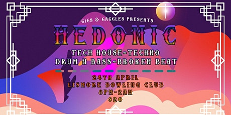 HEDONIC tickets