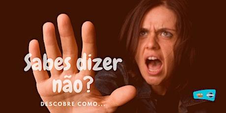 Portugal Toastmasters | Sabes dizer não? bilhetes