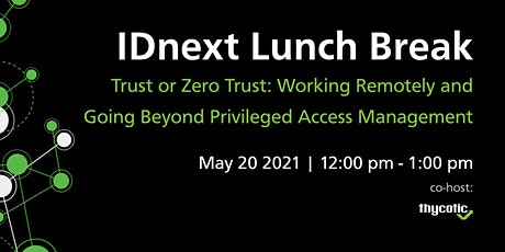 IDnext Lunch Break tickets