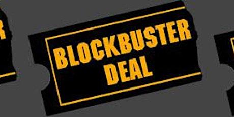 Zante Blockbuster Deal Deposit tickets