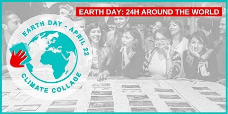 Fresque du Climat en ligne (Edition Spéciale Earth Day) billets
