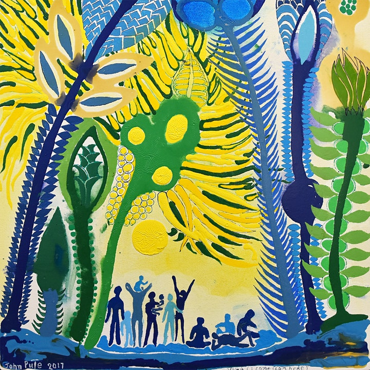 Workshop inspired by Pacific artist John Pule for Children and Young People image