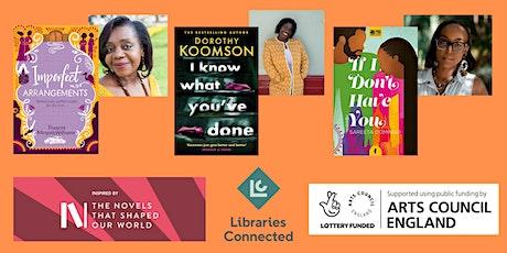 Step  into my parlour: Celebrating Black British female authors tickets