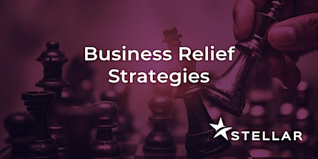 Business Relief Strategies: Infrastructure Business Activities tickets