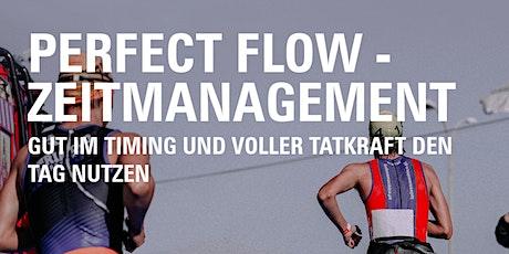 Perfect Flow - Zeitmanagement Tickets