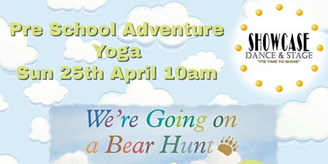 Adventure Story Yoga We're Going On A Bear Hunt tickets