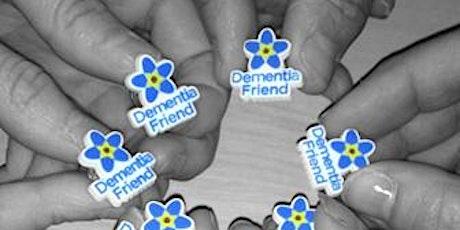 Dementia Awareness Workshop tickets