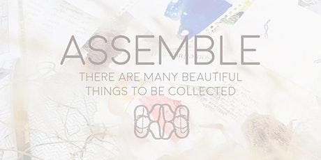 ASSEMBLE Inspiring Online Art workshops tickets