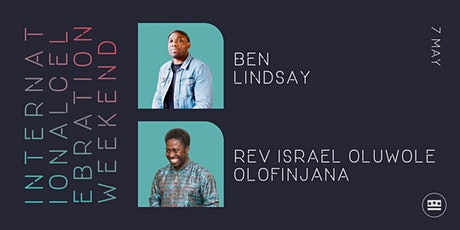 ICW 2021: Friday Night with Ben Lindsay & Rev Israel Oluwole Olofinjana Tickets