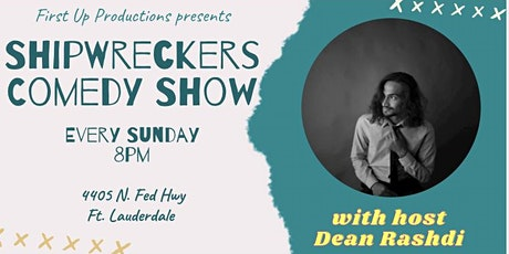 ShipWreckers Weekly Comedy Show tickets