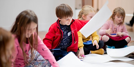 WORKSHOP: Twisted Tales (5-8 yrs) tickets