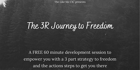 3R Journey to Freedom Development Session tickets