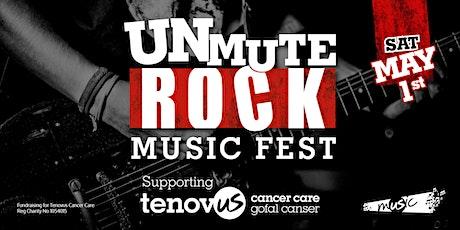 UnMute Rock Festival billets