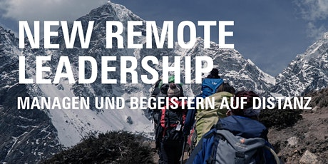 New Remote Leadership tickets