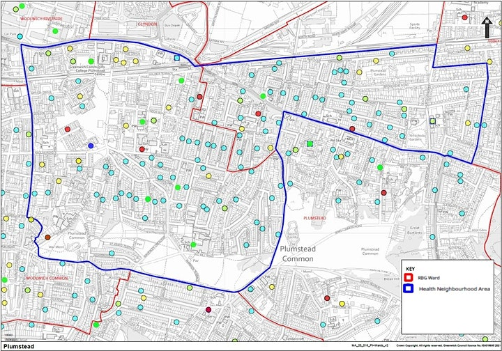 Plumstead & Glyndon Community voting day  Saturday 27th March 9am-10.30am image
