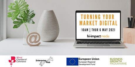 Turning Your Market Digital tickets
