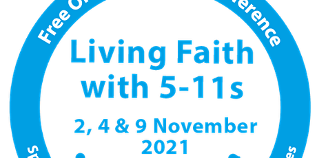 Living Faith with 5-11s - a conference sponsored by URC Children and ROOTS. tickets
