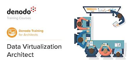 Data Virtualization Architect - Virtual (EMEA) - April 20th-21st tickets
