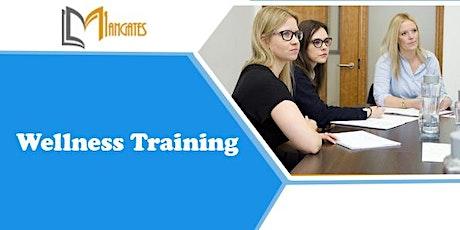 Wellness 1 Day Virtual Live Training in Frankfurt tickets