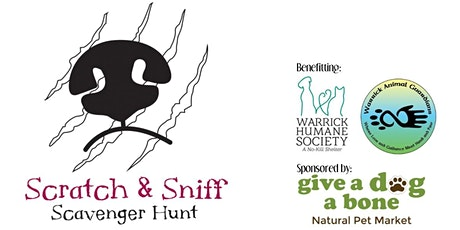 Scratch & Sniff Scavenger Hunt 2021 tickets