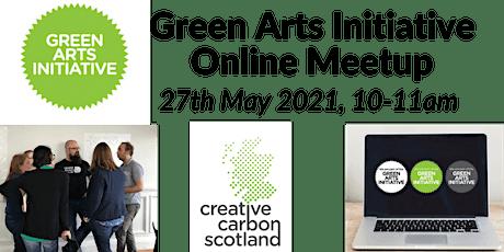 Green Arts Meetup - May  2021 tickets