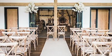 Sissons Barn Wedding Fayre tickets