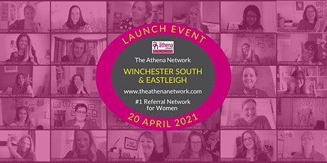 The Athena Network Winchester South & Eastleigh - Launch Event tickets