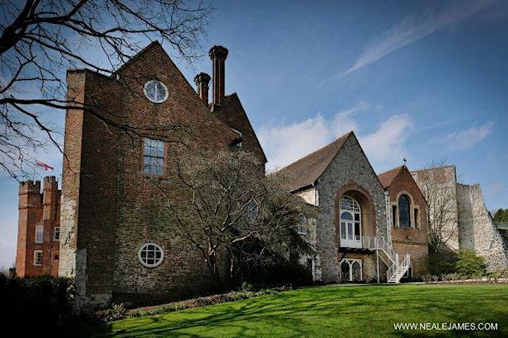 Farnham Castle Guided Tour 23rd June 2021, 3pm image