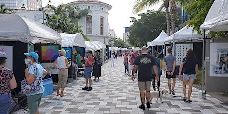 11th Annual Downtown West Palm Beach Art Festival tickets