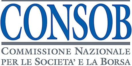 "Ciclo EUREKA! Webinar  n. 1 ""Financial Data Science"" - Prof. Fabrizio Lillo tickets"