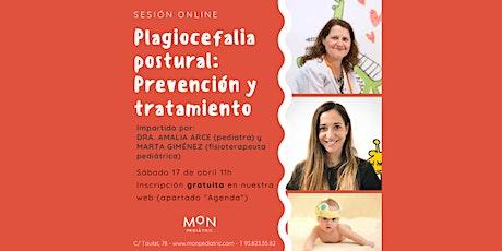 Plagiocefalia postural: prevención y tratamiento boletos