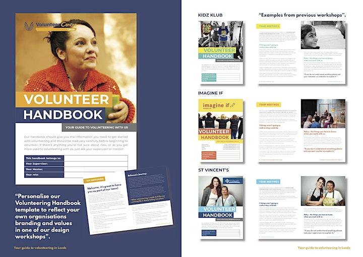 Volunteer Handbook Workshop image