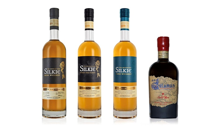 SWS (virtual) tasting master class with Sliabh Liag Distillers image