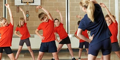 Secondary Pupils Session 5 - Easter online Exercise and Fitness Sessions tickets