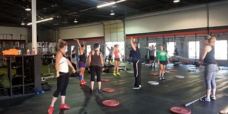 CrossFit Carolina Beach Cohen Olympic Weightlifting Seminar tickets