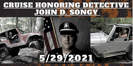 Car Cruise Honoring Detective  John D. Songy tickets