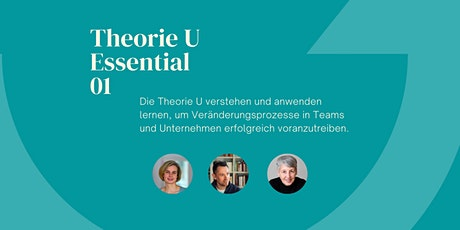 MOVING FORWARD – Theorie U Essential 01 Einführung Tickets