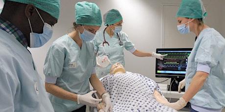 Congrès en simulation médicale ULiège billets