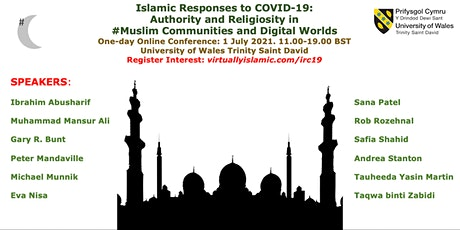 Islamic Responses to COVID-19 tickets