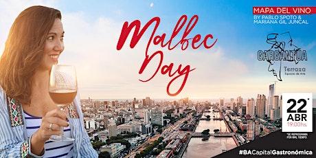 Mapa del vino - Malbec Day entradas