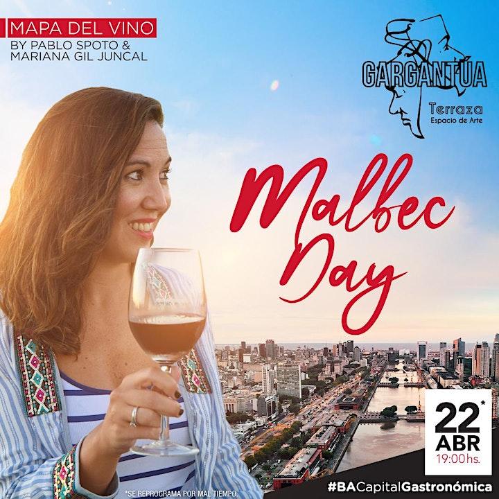 Imagen de Mapa del vino - Malbec Day