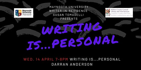 Writing is...Personal tickets